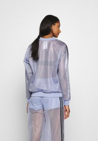 adidas Originals - CREW SPORTS INSPIRED - T-shirt à manches longues - chalk blue - 2