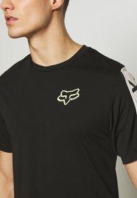 Fox Racing - RANGER - T-Shirt print - black - 4