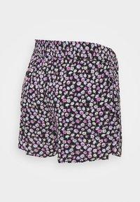 Pieces Maternity - PCMNYA  - Shorts - black - 1