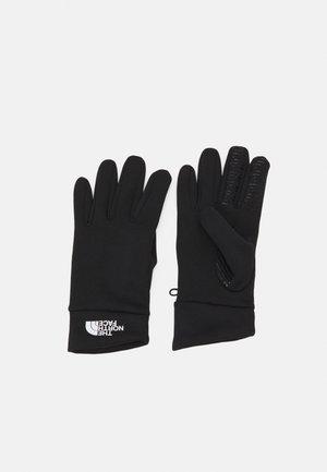 RINO GLOVE UNISEX - Gloves - black