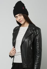 Levi's® - NEW SLOUCHY - Muts - regular black