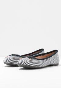 Tamaris - Ballet pumps - navy - 4