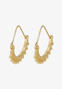EARRINGS KIKU - Earrings - gold-coloured