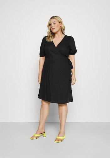 CARMILLE LIFE DRESS - Day dress - black