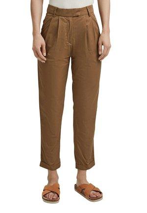 FASHION - Trousers - bark