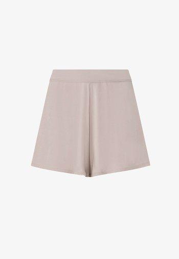 PLAIN SOFT TOUCH - Pyjamabroek - beige