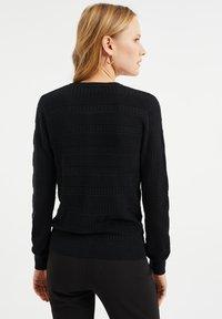 WE Fashion - Vest - black - 2