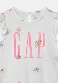 GAP - ARCH SHORTIE - Jumpsuit - new off white - 2