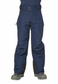Protest - BORK - Snow pants - ground blue - 4