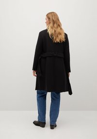 Violeta by Mango - ROSI7 - Classic coat - schwarz - 2