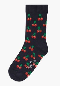 Happy Socks - KIDS CHERRY SMILING RAINBOW 2 PACK UNISEX - Socks - multi-coloured - 1