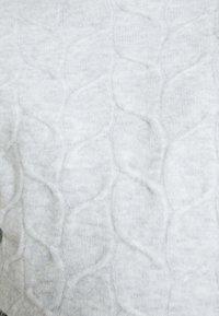 Even&Odd - Svetr - light grey melange - 5