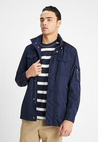 Bruun & Stengade - BS BUNZ - Summer jacket - navy - 2