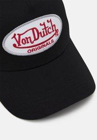 Von Dutch - TRUCKER UNISEX - Cap - black - 3