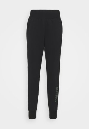 LOGO PANT - Tracksuit bottoms - black beauty