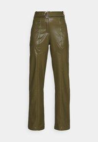 4th & Reckless - TORI TROUSER - Kalhoty - khaki - 4