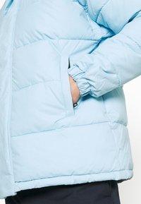 Schott - NEBRASKA - Winter jacket - pale blue - 5