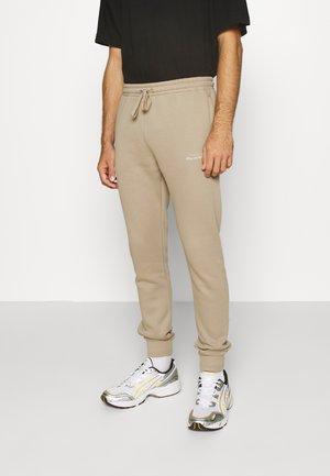 UNISEX LEIGH  - Pantaloni sportivi - stone