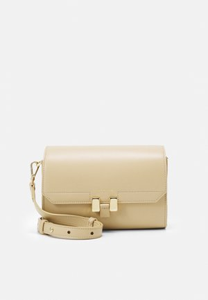 LILIA TABLET MINI - Across body bag - oyster