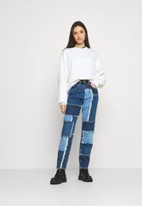 The Ragged Priest - CHEAT - Jeans Tapered Fit - mixed blue - 1