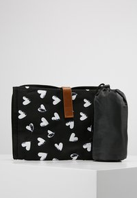 Kidzroom - DIAPERBAG - Torba do przewijania - black - 5