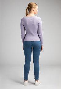 Girl Happens - LOU - Long sleeved top - lila - 2