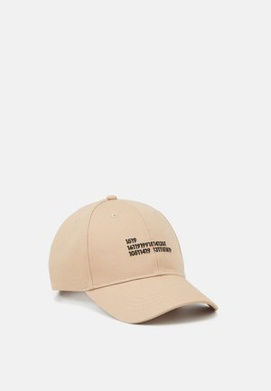 ONSJOSS NUMBERS  - Cap - beige