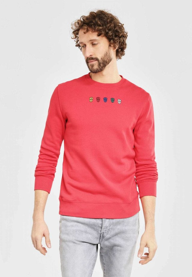 TCHINQUOS - Sweater - red