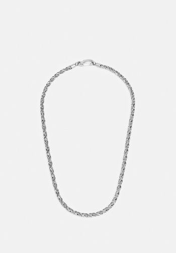 AFFINITY UNISEX - Necklace - silver-coloured