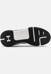 Under Armour - HOVR RISE - Chaussures de running neutres - black - 3