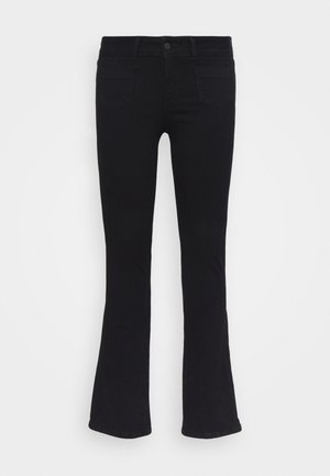 VMDINA FLARED - Flared Jeans - black denim