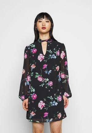 ESMA PETITE - Denní šaty - black