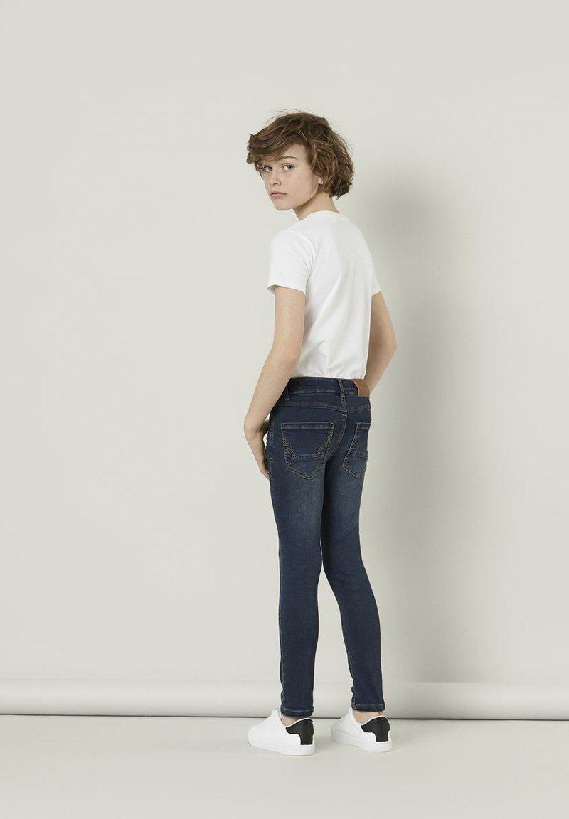 Name it - Jeans straight leg - dark blue denim