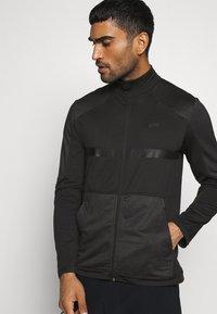 Icepeak - EXETER - Fleece jacket - black - 4