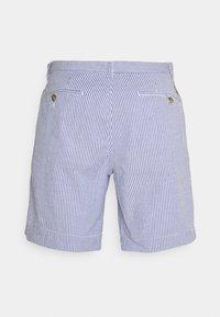 Polo Ralph Lauren - SEERSUCKER - Shorts - blue/white - 1