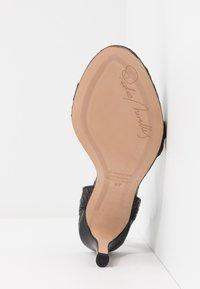 Pedro Miralles - High heeled sandals - nero - 6