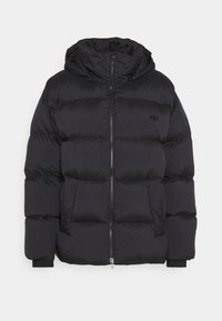 adidas Originals - WINTER LOOSE JACKET - Down jacket - black - 4