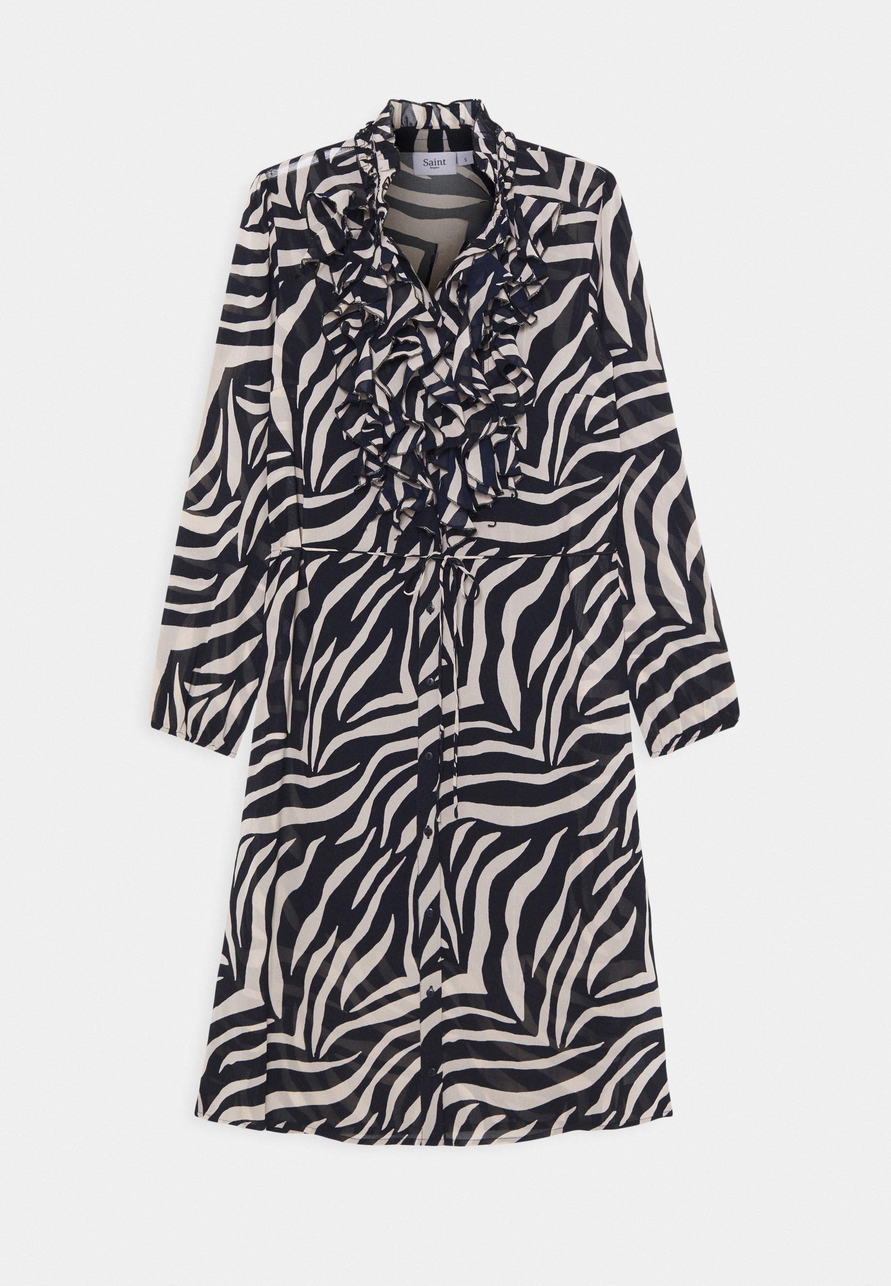 Mujer DRESS - Vestido camisero - total eclipse