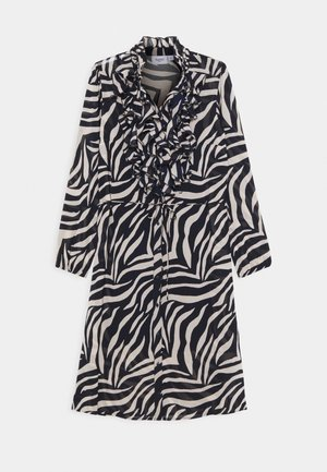 LILLYSZ DRESS - Shirt dress - total eclipse