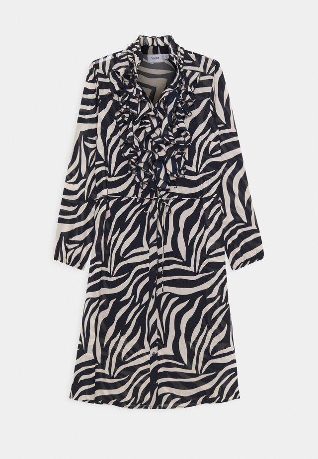 DRESS - Shirt dress - total eclipse