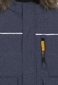 Name it - NMMMANSON JACKET CAMP - Winter jacket - dark sapphire - 6