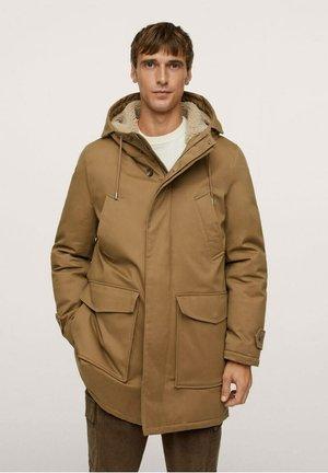 KYOTO - Winter coat - marron