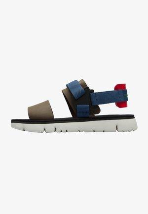 ORUGA - Sandals - blau