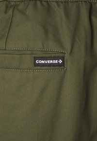 Converse - PANELED JOGGER - Cargo trousers - khaki - 7
