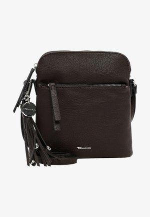 ADELE - Across body bag - brown 200