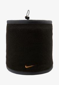 Nike Performance - REVERSIBLE NECK WARMER - Braga - black/anthracite/university gold - 5