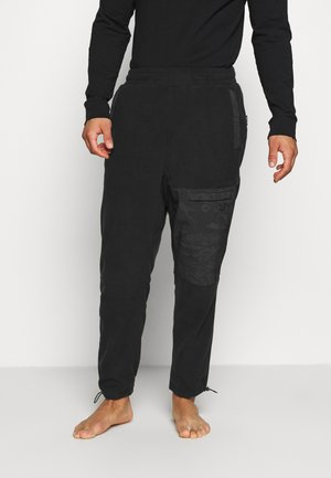 FLIGHT TIME PANT - Ulkohousut - blackout