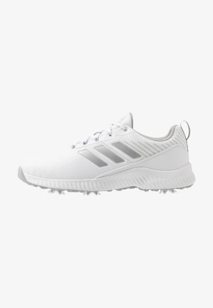 RESPONSE BOUNCE 2 - Obuwie do golfa - footwear white/silver metallic/grey two