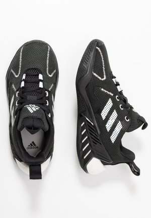 4UTURE ONE  - Sports shoes - core black/footwear white