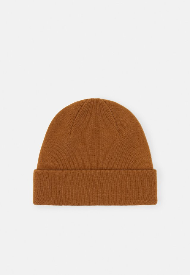 HERO BEANIE - Bonnet - rust